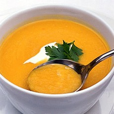Carrot and Artichoke Soup