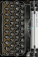 Screenshot of TypeWriter