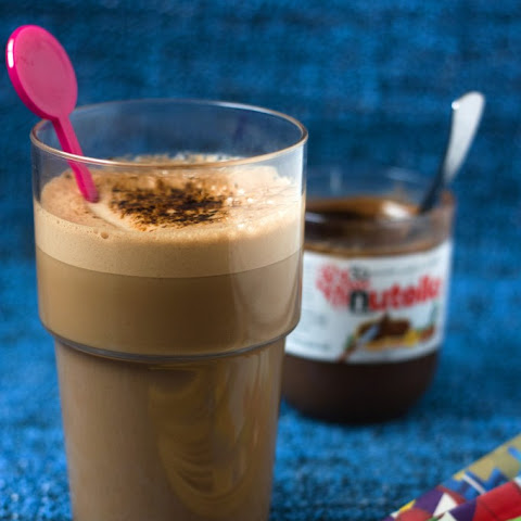 Nutella Cold Coffee