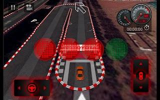 Screenshot of Toyota Thrill City