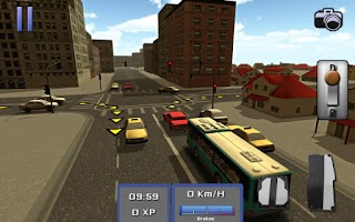 Screenshot of Bus Simulator 3D