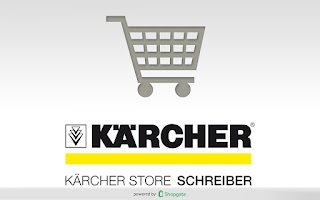 Screenshot of Kärcher Store Schreiber