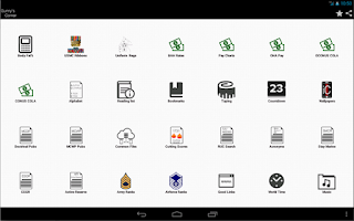 Screenshot of iCorps: Pocket Reference