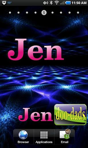 Jen doo-dad