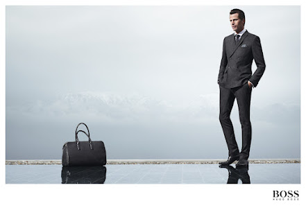 Hugo Boss Fall Winter 2011