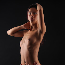 Tutu hands by La Prairie - Nudes & Boudoir Artistic Nude