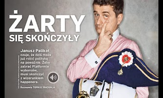 Screenshot of Newsweek Polska