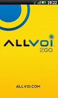 Screenshot of ALLVOI 2GO