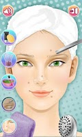Screenshot of Makeup Spa - Girls Games