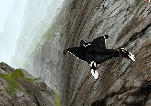 Wingsuit - Proximity Project - screenshot