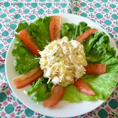 Bird of Paradise Chicken Salad
