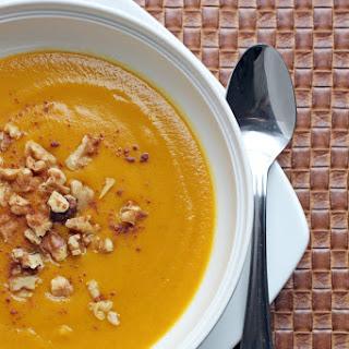 Butternut Squash Soup Nutmeg Cinnamon Recipes