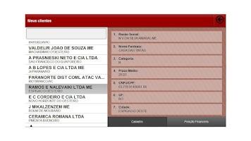 Screenshot of SfaFlex Anjo