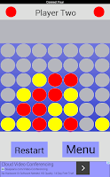 Screenshot of Connect Four