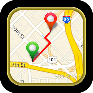 Driving Route Finder