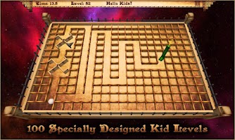Screenshot of Maze Legends 3D Labyrinth