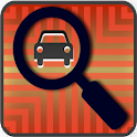 Find my car(old) icon