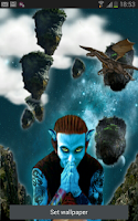 Screenshot of Avatar Live Wallpaper