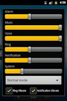 Screenshot of Audio Volume Mixer