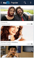 Screenshot of BoxTV Free Bollywood Movies TV