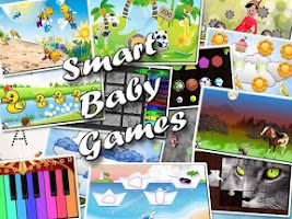 Screenshot of Smart Baby Games FREE