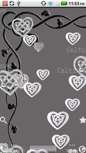 Celtic Hearts Silver Live