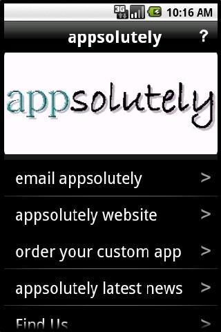 appsolutely app