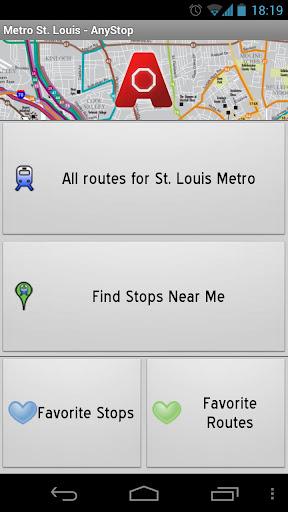 Metro Transit St Louis AnyStop