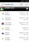 Screenshot of PokeBreeder