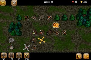 Screenshot of Syrmia Defense Lite