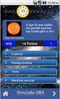 Screenshot of OBA Nível 2 Simulado