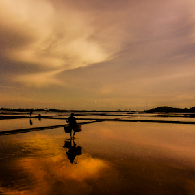 still work by Arik S. Mintorogo - Landscapes Sunsets & Sunrises