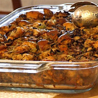 Porcini Mushroom Stuffing Recipes