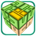 Quadrogon 3D Unlimited - enjoy a good brain-buster, then try this game