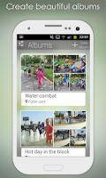 Screenshot of PixMix - Photo sharing