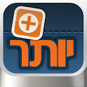 Yoter - מועדון יותר icon