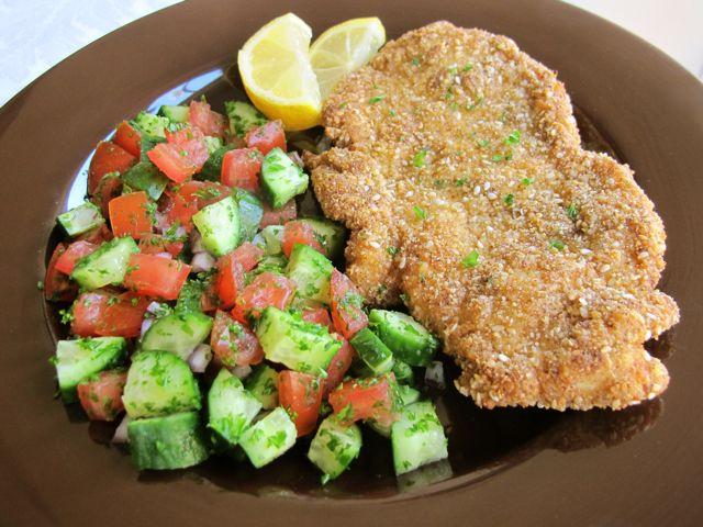 Gluten Free Chicken Schnitzel Recipe | Yummly