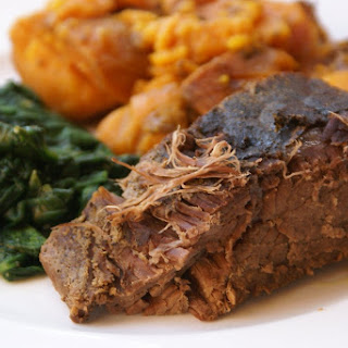 Beef Roast With Sweet Potatoes Recipes