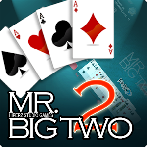 Cover art Mr. Big Two - Card game
