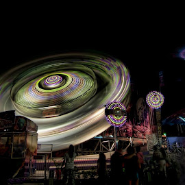 STATE FAIR by Dawn Robinson - City,  Street & Park  Amusement Parks