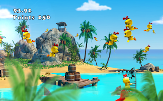 Screenshot of Chicken Blast - Free