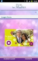 Screenshot of Feliz Día Madre Widget