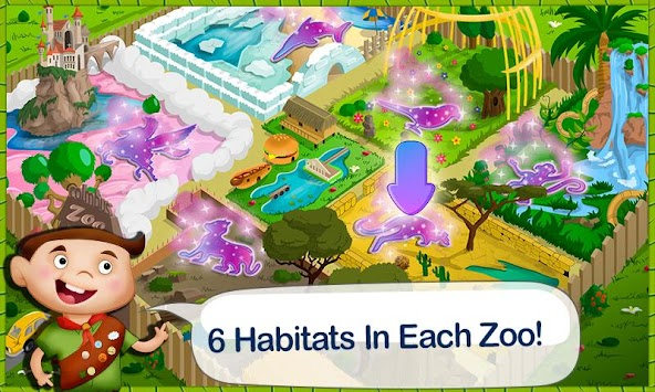 Zoo Keeper - Care For Animals APK screenshot thumbnail 15