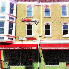 The Couch Tomato Cafe' (downstairs)