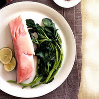 Poached Salmon Coconut Milk Recipes