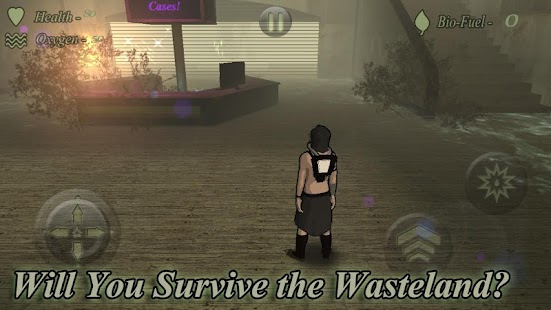 Alone in the Wasteland APK for Bluestacks