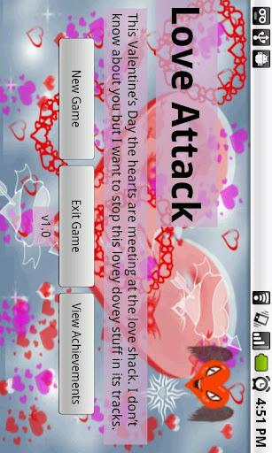 Love Attack Free