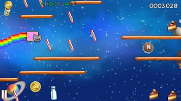 Screenshot of Nyan Cat: Lost In Space