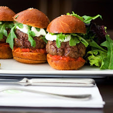 CHOW Slider Recipe