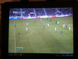 Screenshot of Football Stream World Cup Live